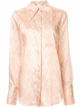 Acler блузка Haslam с длинными рукавами AS200131T