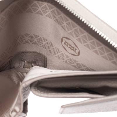 Montblanc Beige Leather Zip Around Wallet 276769 - 2