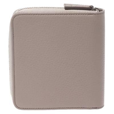 Montblanc Beige Leather Zip Around Wallet 276769 - 5