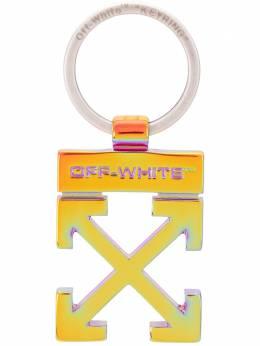 Off-White брелок с логотипом OMZG021S202530202000