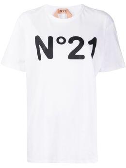 No. 21 футболка с логотипом F0526314