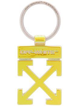 Off-White брелок с логотипом OMZG021S202530206000