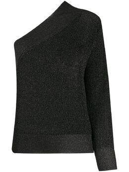 Laneus джемпер на одно плечо MGD1257
