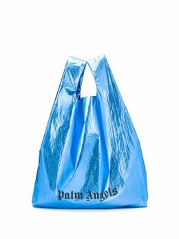 Palm Angels сумка-шопер с логотипом PWNA016S20FAB0014010