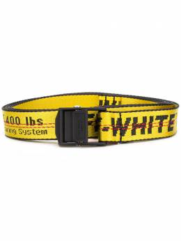 Off-White ремень Industrial OWRB011S20FAB0011810