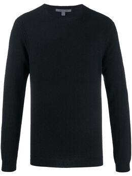 John Varvatos свитер с круглым вырезом Y2604W1BTW22