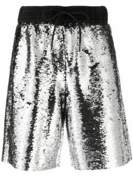 Golden Goose шорты с пайетками G36WP141A1