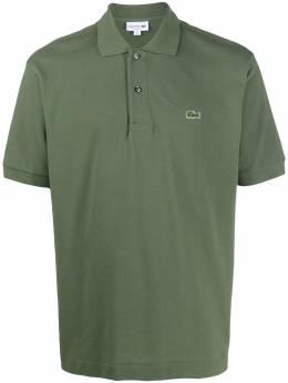 Lacoste рубашка-поло с вышитым логотипом L1212