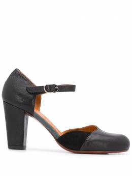 Chie Mihara туфли-лодочки с контрастными вставками UNELU