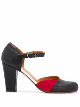 Chie Mihara туфли-лодочки с контрастными вставками UNELE