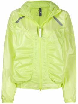 Adidas by Stella McCartney легкая непромокаемая куртка FK9686