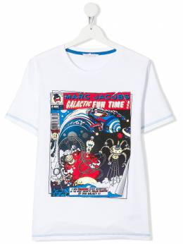 Little Marc Jacobs футболка с логотипом W25416