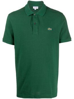 Lacoste рубашка-поло с вышитым логотипом PH4012