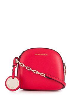 Emporio Armani сумка через плечо с логотипом Y3B129YH15A