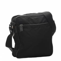 Prada Black Nylon Crossbody Bag 273954