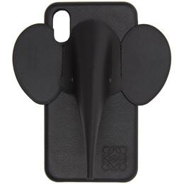 Loewe Black Elephant iPhone XS Max Case 103.30AB05