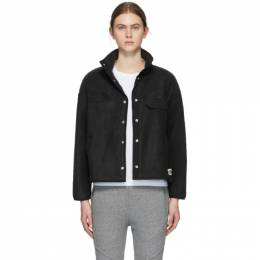 The North Face Black Cragmont Jacket NF0A3YSF