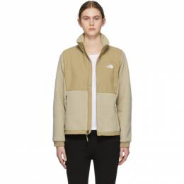 The North Face Beige Denali 2 Jacket NF0A3SX2