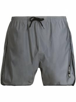 Hydrogen плавки-шорты с нашивкой-логотипом R00201