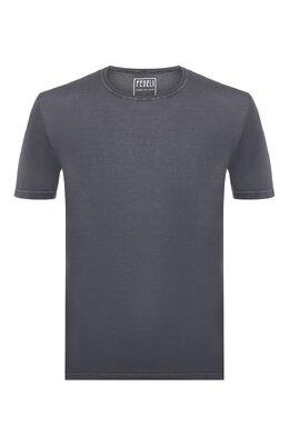 Хлопковая футболка Fedeli 2UEF0113
