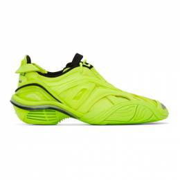 Balenciaga Green Tyrex Sneakers 617535-W2UA1-7320