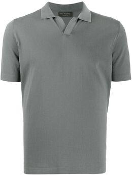 Dell'oglio рубашка-поло с короткими рукавами X23671300