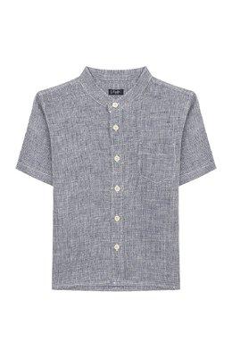Льняная рубашка Il Gufo P20CC061L0011/2A-4A