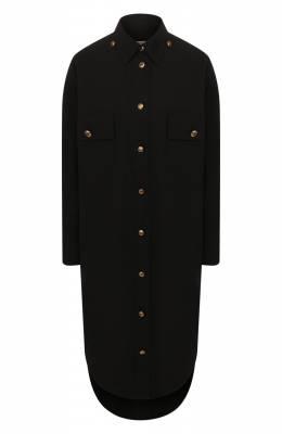 Хлопковое платье Givenchy BW20V212J1