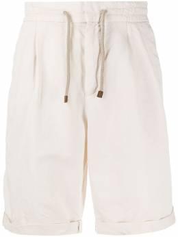 Brunello Cucinelli брюки чинос с кулиской M291LV0340C5797