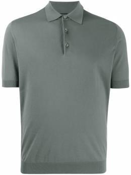 Dell'oglio рубашка-поло с короткими рукавами X25691