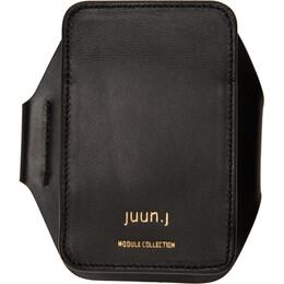 Juun.J Black Arm Patch Wallet JC02D4H305