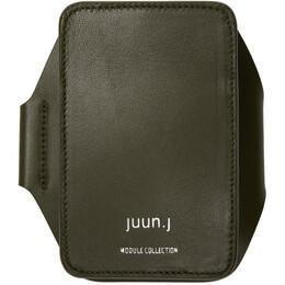 Juun.J Khaki Arm Patch Wallet JC02D4H31H