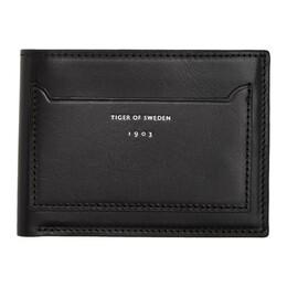 Tiger Of Sweden Black Sjatte Wallet U68605003