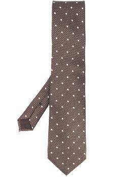 Tom Ford галстук в мелкую точку 7TF09XTM