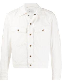 Lemaire куртка с карманами M201OW158LD025