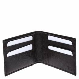 Gucci Beige/Brown GG Canvas Dollar Bifold Wallet 276657