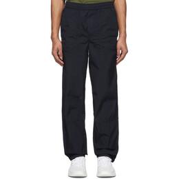 Moncler Black Taffeta Sport Lounge Pants 2A718 - 60 - C0469