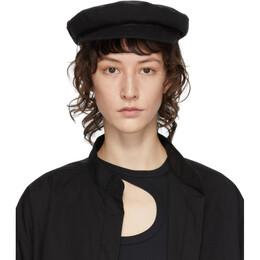 Ann Demeulemeester Black Fisherman Hat 2001-8606-195-099