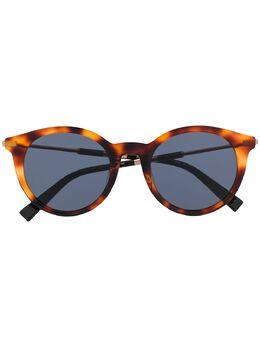 Max Mara солнцезащитные очки Wandi в круглой оправе MMWANDI