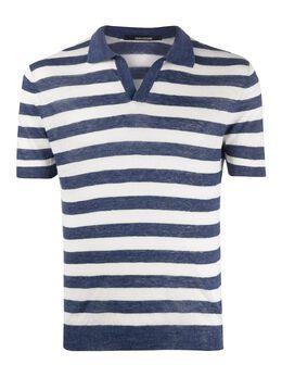Tagliatore рубашка-поло в полоску DALE574GSE2013