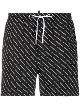 Dsquared2 плавки-шорты с логотипом D7N563290ISA01