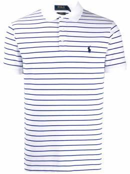 Polo Ralph Lauren рубашка поло с вышитым логотипом 710799334