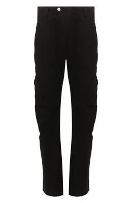 Хлопковые брюки Andrea Ya'aqov 20MDEN38