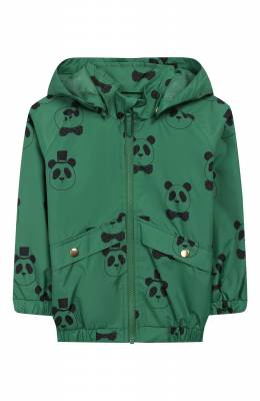 Куртка с капюшоном Mini Rodini 20210100