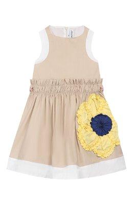 Хлопковое платье Simonetta 1M1502/MC450/10-14+