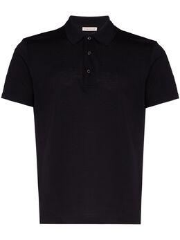 Moncler рубашка-поло с короткими рукавами 8A7080084673