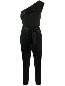 Lauren Ralph Lauren декорированный комбинезон на одно плечо с пайетками 253786148