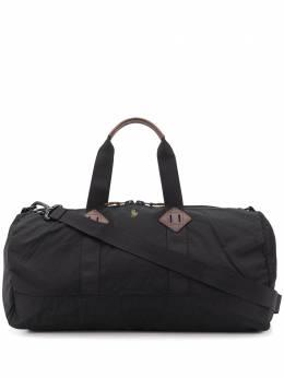 Polo Ralph Lauren дорожная сумка с вышитым логотипом 405792453