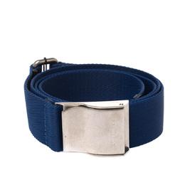 Burberry Blue Canvas Zach Webbing Belt 105CM 277763