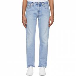 Re/Done Navy Slim Fit Jeans 301-3MSLM